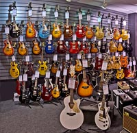 Musical Instrument Stores