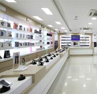 Cellphone Showroom
