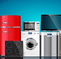 Electronics and Home Appliance Stores