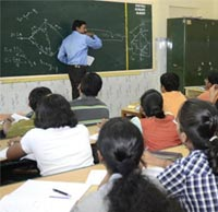 Entrance Exam Training Institutes