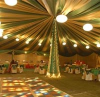 Furniture Shamiana & Canopy Rental